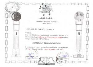 DiplomaBibliotecaMasonica1-300x219